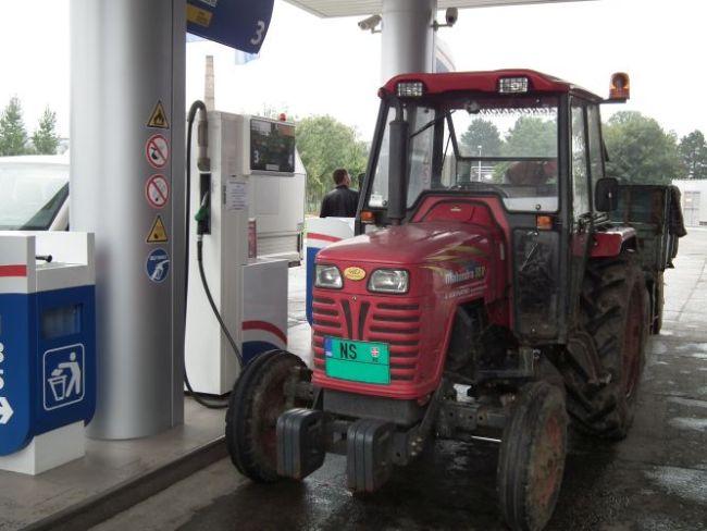Podjela regresiranog dizel-goriva – Radio Srbac